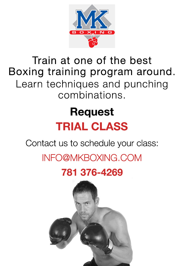 Boxing Classes - Boxing Fitness Gym in Billerica MA - MK